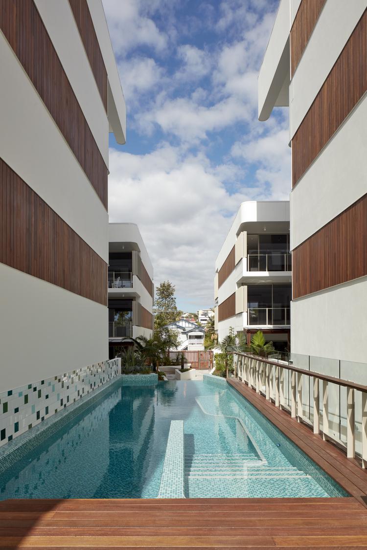 The Boatyard, Byron Street, Bulimba, Queensland, BVN