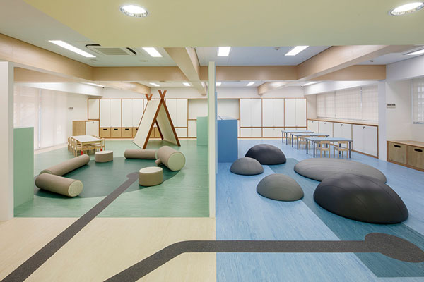 Kindle Garden Is An Inclusive Preschool Called Kindle Designed By Lekker  Architects.The Pre School Is Located In An Enabling Village (designed By  WOHA) ...