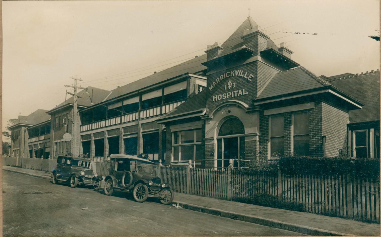 Marrickville Hospital
