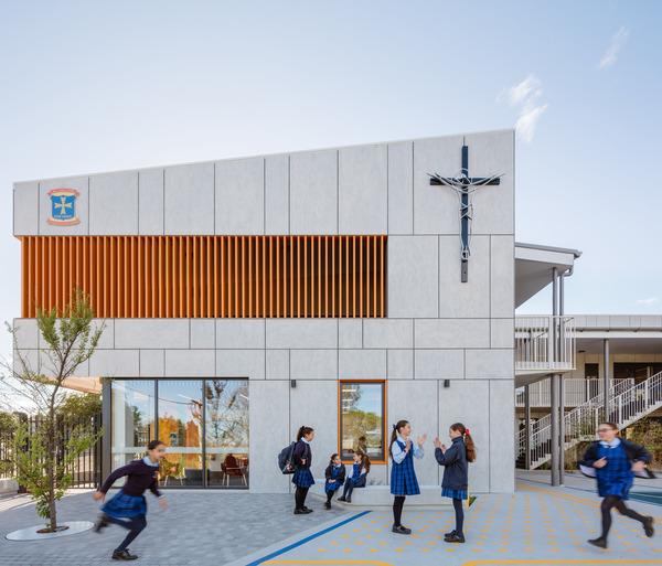 All Hallows Catholic School, Five Dock - architects BVN