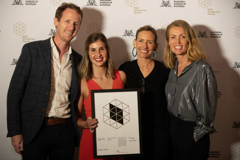 2019 Australian Institute of Architects End of Year Prize night