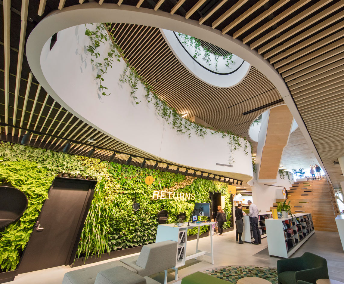 Woollahra Library Bvn