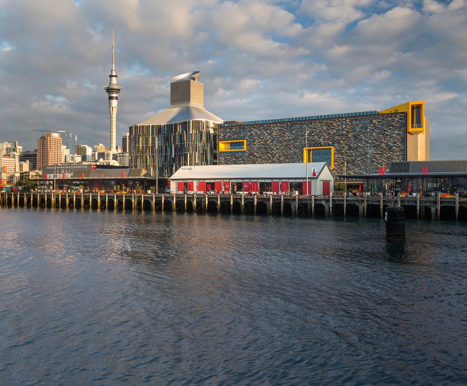 ASB North Wharf - BVN
